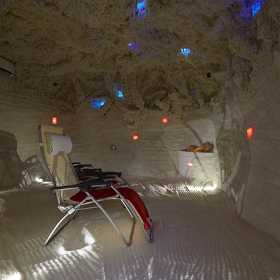 Relax Salt Cave - a true adventure for everyone