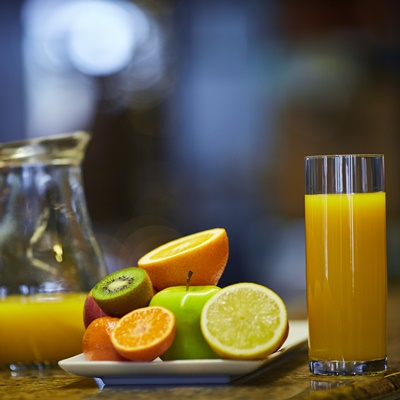Cleanse your body with a liquid detox diet in Hotel Lövér in this autumn!
